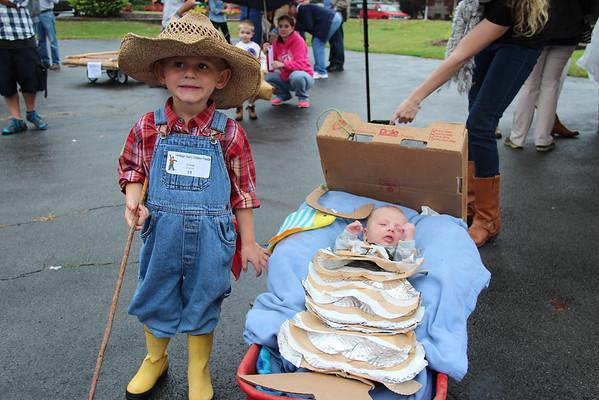 2014,  Children's Costume Contest