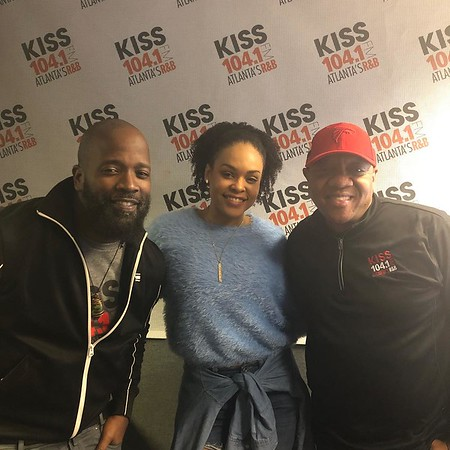 KISS 104.1 - Atlanta's R&B - November 21, 2018