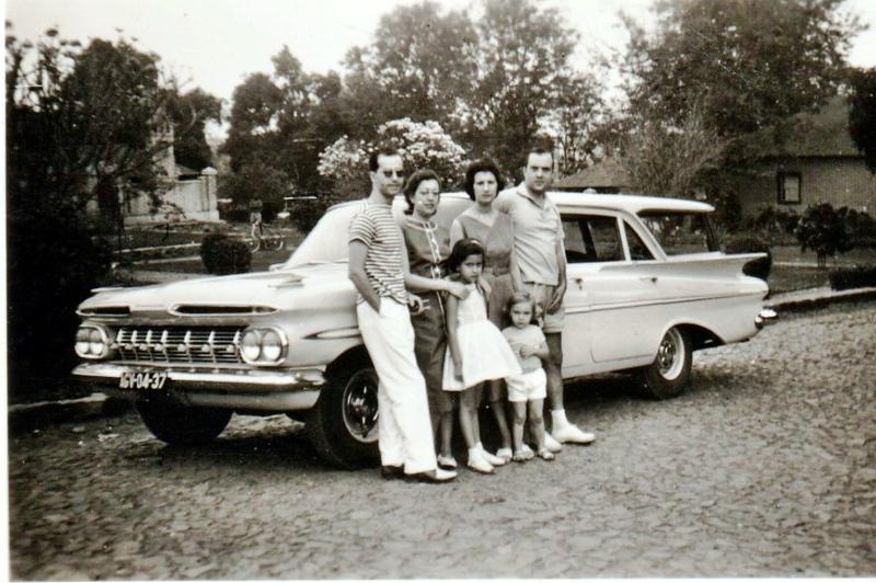 Partida do Dundo 1959