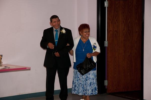 Mom n Dad's 50th