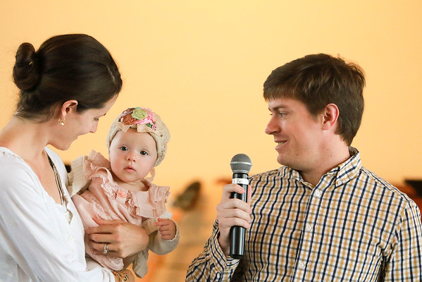 Two Baby Dedications
