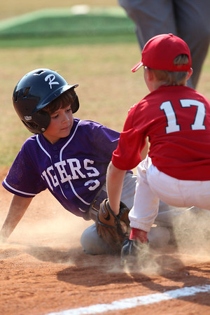 Levee Darlington Tiger Baseball 2011