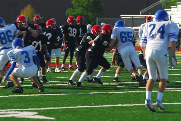 Woodbury Varsity Football