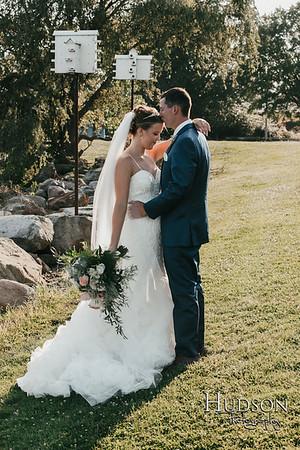 Rebekah and Mark