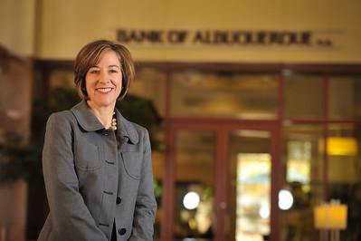 Jennifer Thomas, Bank of Albuquerque CEO