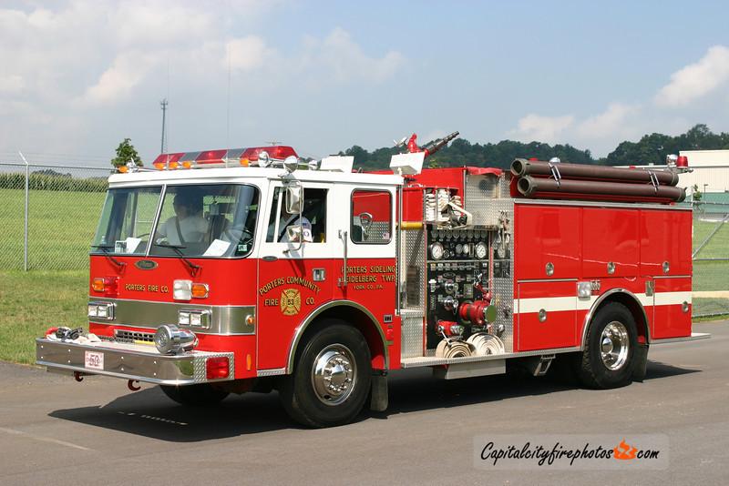 Porters Engine 53-1: 1990 Pierce Dash 1250/1200