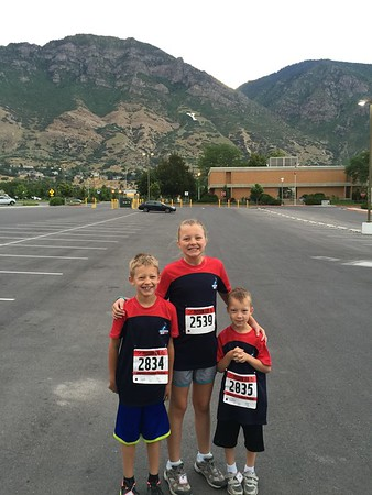 4th of July Family Race