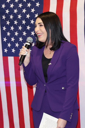 Laura Loomer's Kickoff for Congress District 21 - 2020