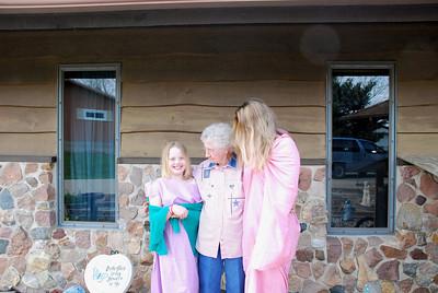 Grandma Shirley's Birthday May 2009