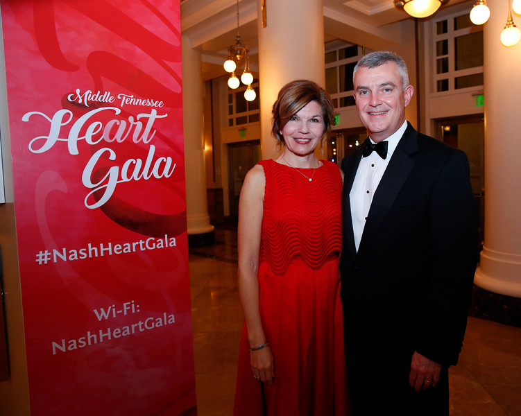 2017 Heart Gala at the Schermerhorn Symphony Center on January 28,  2017.  Photos by Donn Jones Photography.
