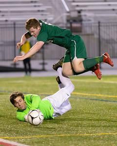 2019-11-05   Boys HS Soccer   Central Dauphin vs. Central Bucks West (PIAA Tournament)