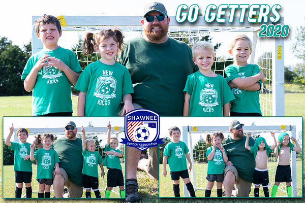 SSA Goal Getters Sept 2020