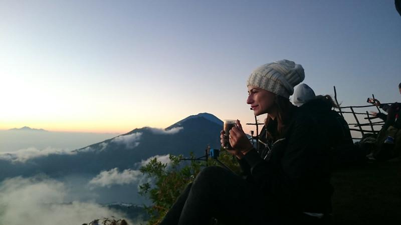 Southeast Asia adventures Mt Batur Bali Indonesia