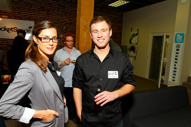 @RocketSpace with Data 2.0 PreParty