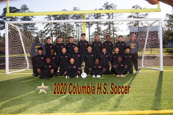 2020 Boys Varsity Soccer