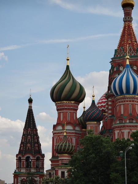 St Basils in Moscow - Sara Kosyk