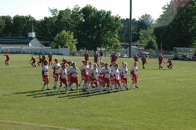 Girls Varsity Soccer - 2006-2007 - 6/8/2007 Regional Finals Tawas JG