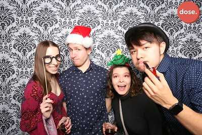 Dose Holiday Party