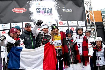 Mont Tremblant 2020 - FIS Freestyle Ski Moguls World Cup
