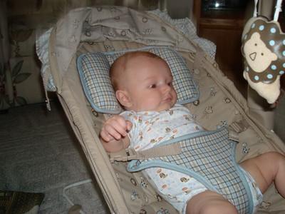 Abraham 4 Months