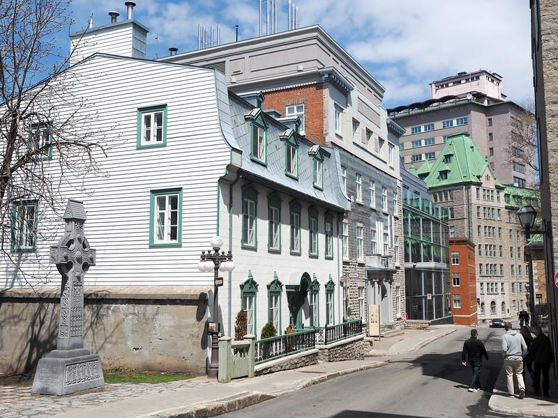 Architecture in Quebec City, Canada