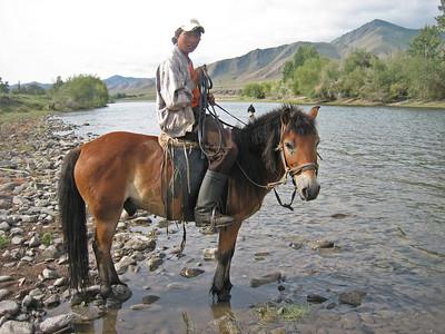 Mongolia 2008