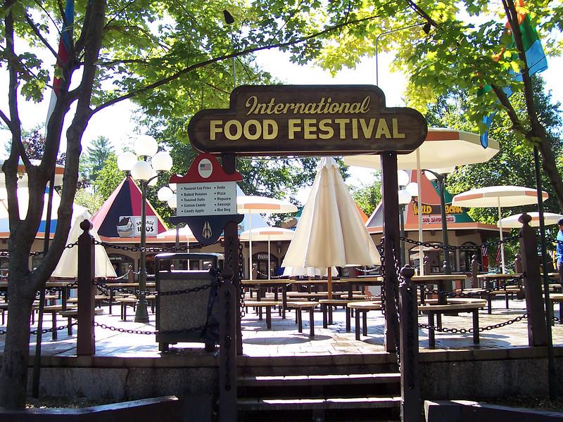 International Food Festival.
