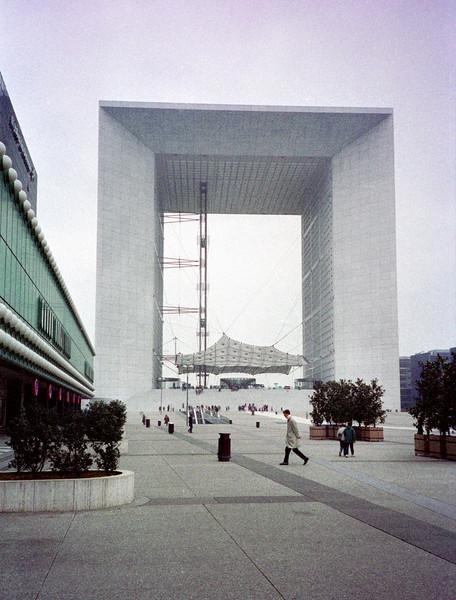 Parijs oktober 1991