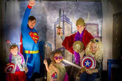 BBC Superheroes