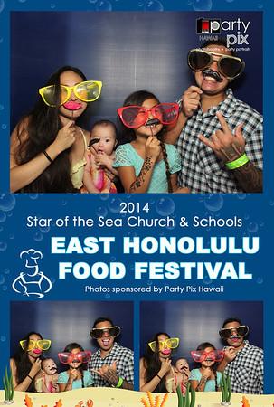 East Honolulu Food Festival (Luxury Photo Pod)