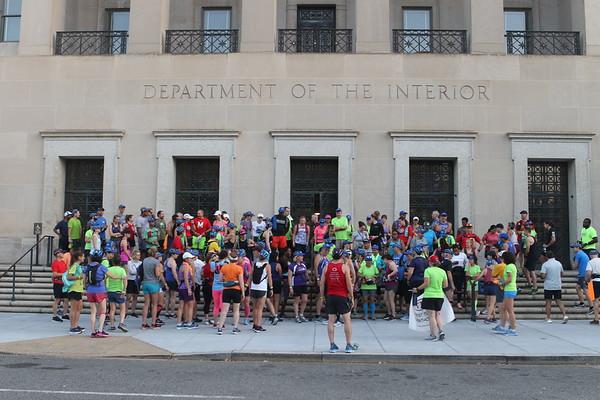 U.S. Department of Interior Rooftop Run