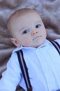 Johnny Jr. 6 Months