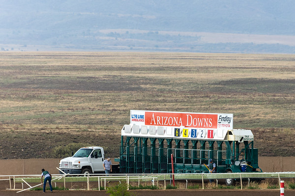 Arizona Downs Horse Racing 21 July 2021