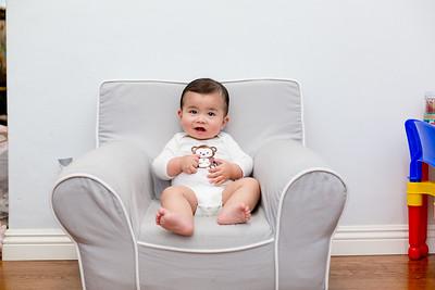 Lucas 7 Months