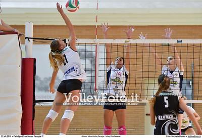 Limmi School Volley Bastia - Volley Club Cesena #B1Fvolley