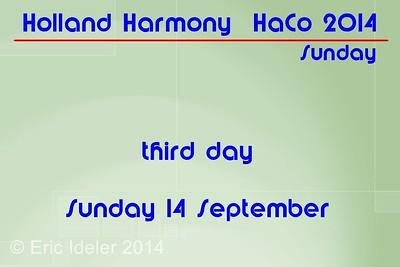 2014-0914 HH HaCo -Sunday