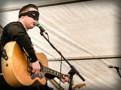 The Phantoms  at The Shakedown 2014