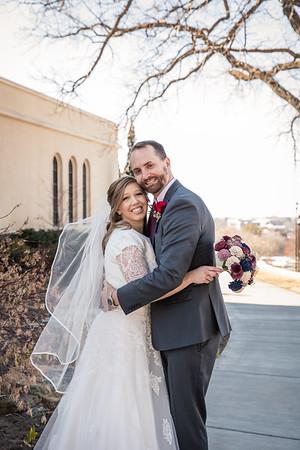 Adam & Jessica's Wedding 2020