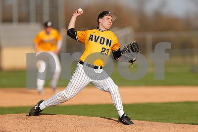 Fishers vs Avon Baseball 4-27-18