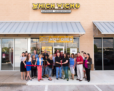Which Wich Ribbon Cutting