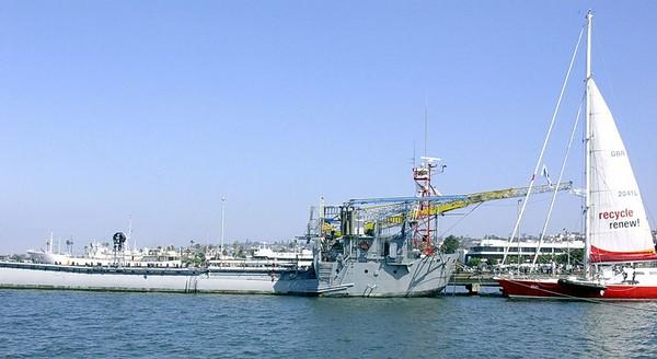 Festival of Sail San Diego 2005