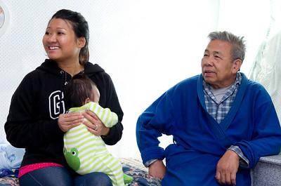 Family Time: December 15, 2012