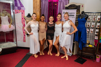 Bodywrappers Fashion Show July 2018