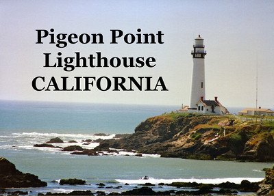 Pigeon Point Light, California