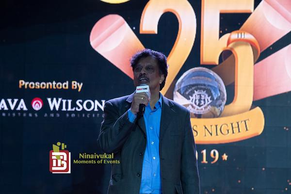 MTCL 25   Awards 2019