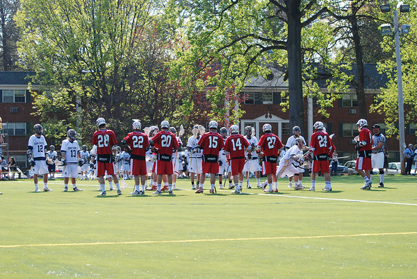 Boys Lacrosse vs Penn Charter Away