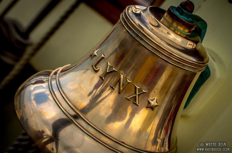 Ship's Bell     Photography by Wayne Heim