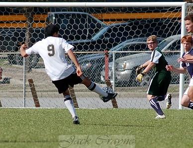 2014 04 05  Camden High School Soccer