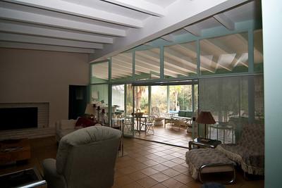 Monique & Chris' Palm Springs House