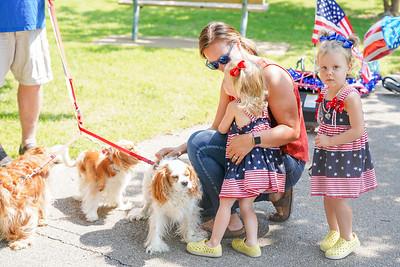 Oakmont 4th of July Parade 7 3 21